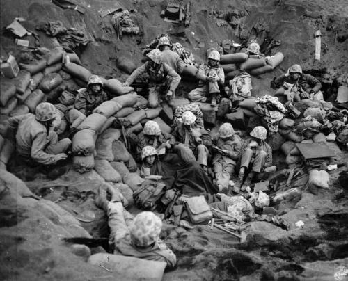 9 фото.  Фотография высадки в Нормандию.